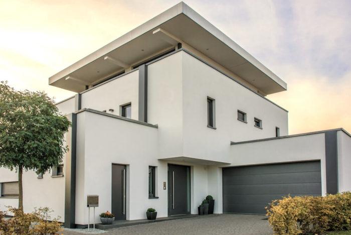 Bleta bietet zahlreiche Möglichkeiten zur Fassadensanierung an.